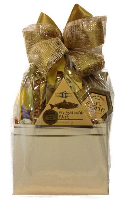 Refined Elegance Gift Basket